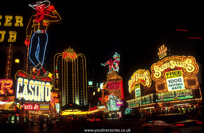 Bet it all in Vegas?
