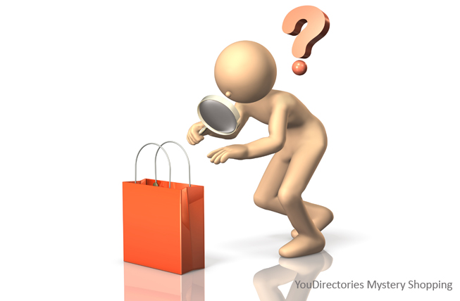 YouDirectories Mystery Shopping