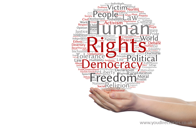 Democracy Word Cloud by YouDirectories