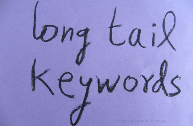 Your localised content should focus on long-tail keywords to delineate your site